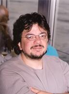 Le professeur Thierry Badard, co-directeur de l'axe environnement, villes intelligentes et urbanisation 4.0